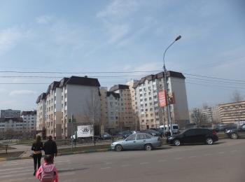 Новостройка Микрорайон Солнечный